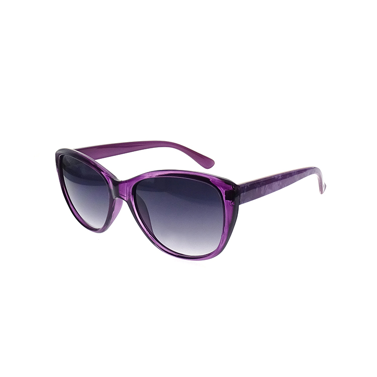 2020 New Plastic Women Cat Eye Sunglasses LS-P753