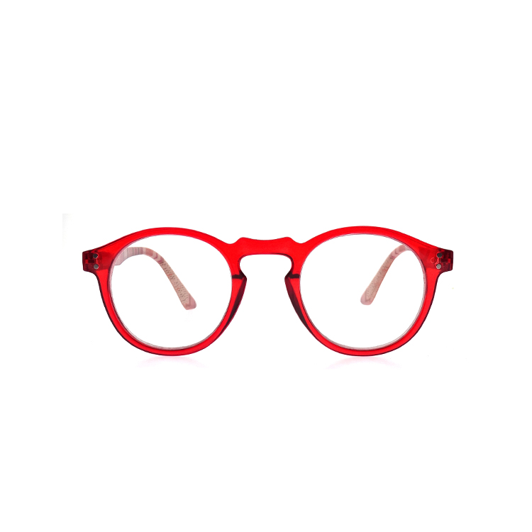 High quality fashion round reading glasses for women LR-P6575