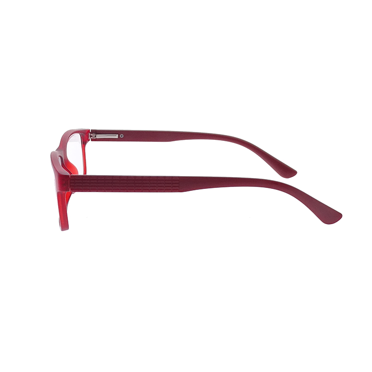 Fashion New Model Rectangle without Nose Pads Eyewear Frame Glasses Eyeglass LR-P6061