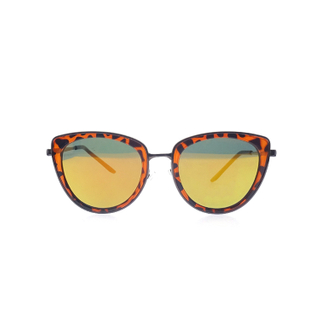 Orange Tortoise Ladies Shades PC Sunglasses LS-P1239