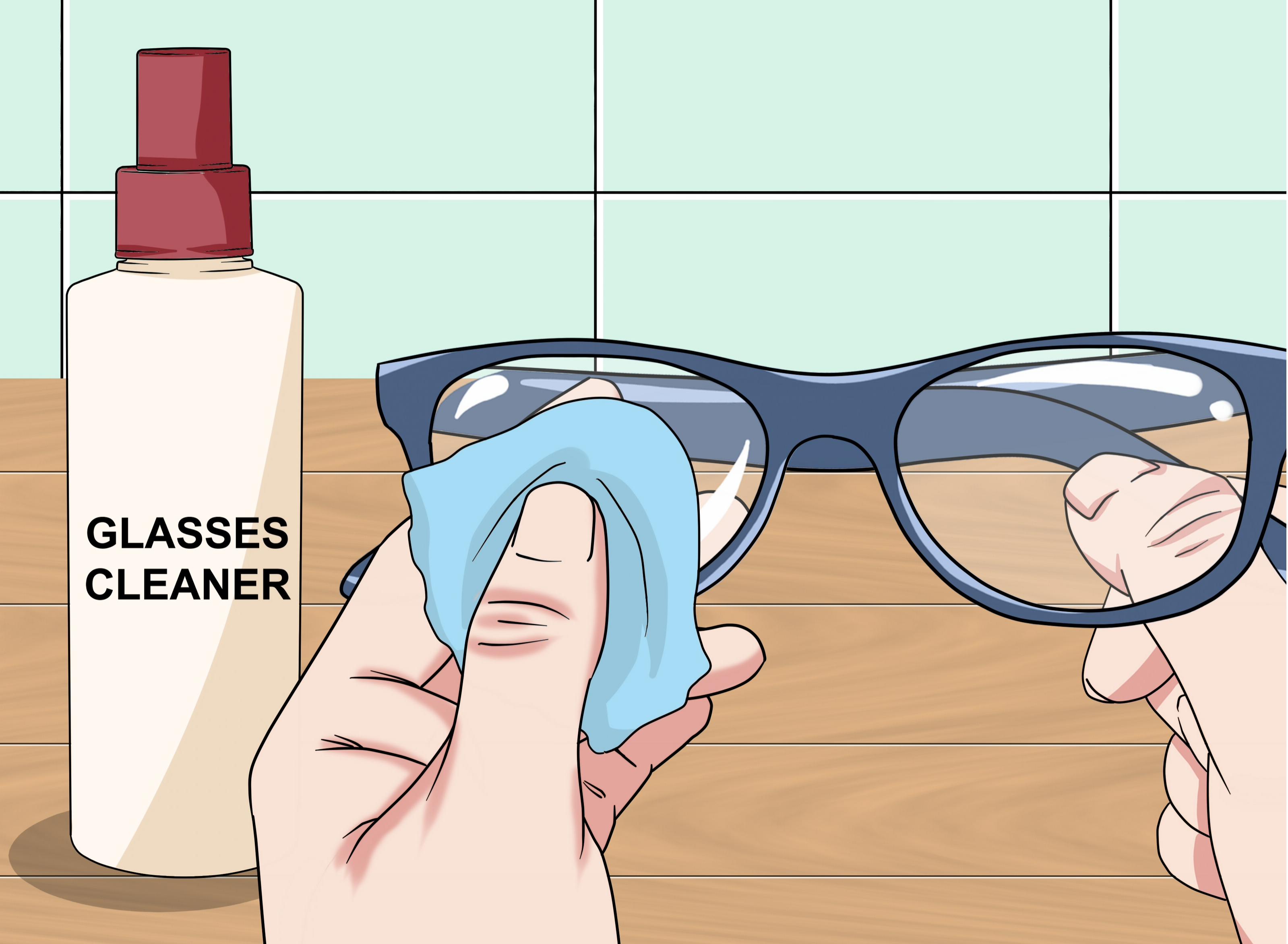 Have You Cleaned Your Eyeglasses In the Wrong Way?
